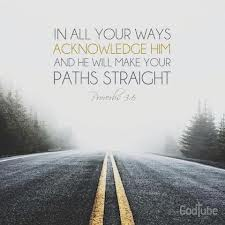 Make your paths straight