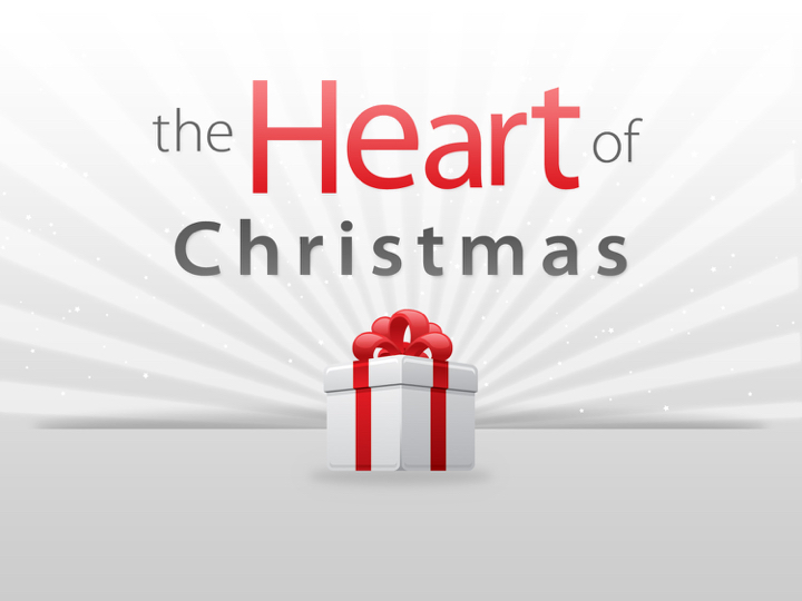 The Heart Of Christmas.The Heart Of Christmas Forgetting Forward